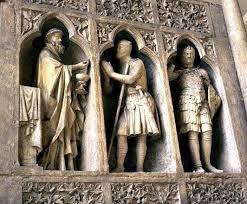 Resultado de imagem para arte gotica escultura