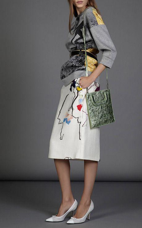 Felicia Sweatshirt by No. 21 for Preorder on Moda Operandi