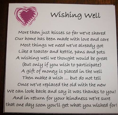 25+ best ideas about Wishing Well Poems on Pinterest ...