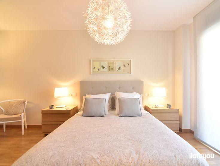 Schlafzimmer La Vida. mural árbol de la vida beige iris walls ...