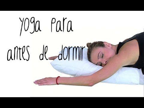 Posturas de Yoga para antes de dormir - TrasZENder