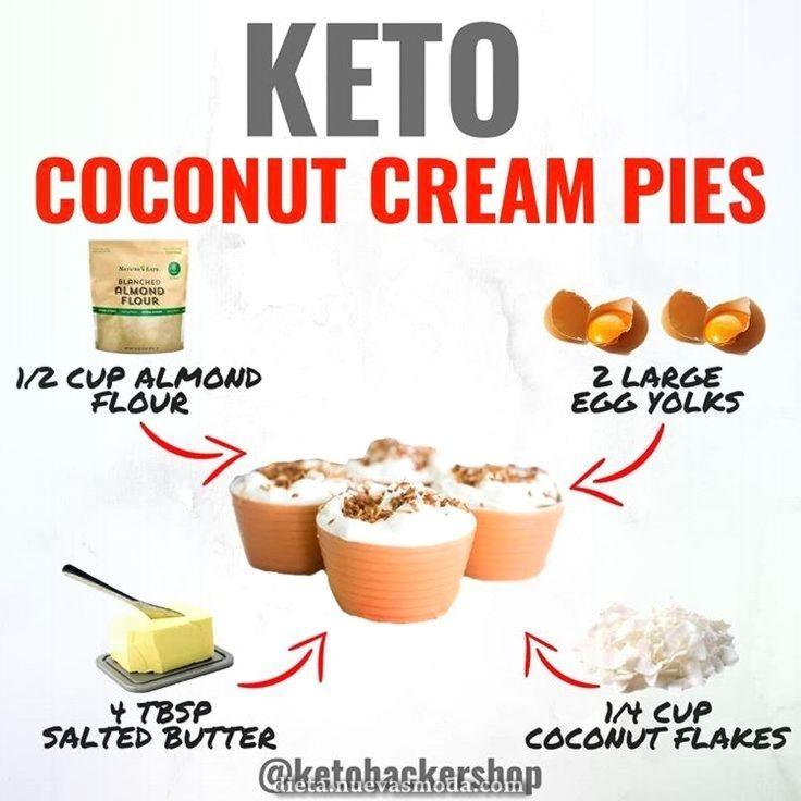 Crema de coco en dieta cetosisgenica