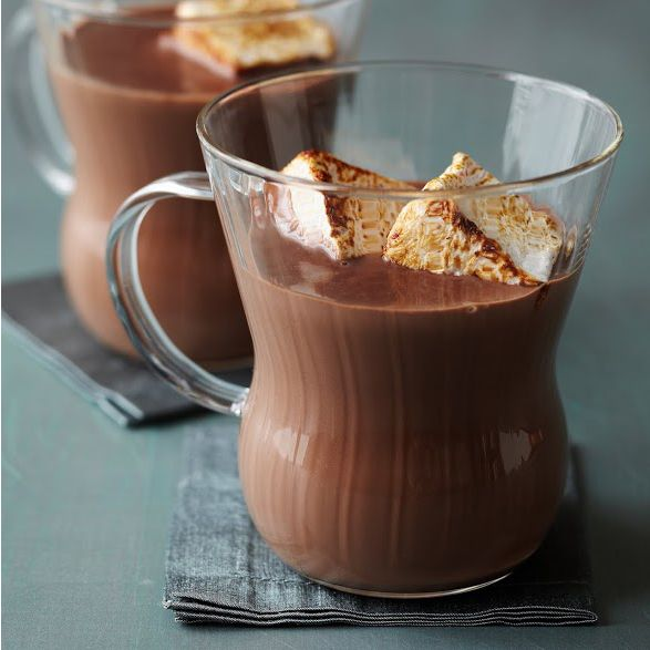 Brr  Winter is officially here  With snowstorm Hercules making his way through the city  I can  39 t think of anything better than curling up on the couch with my son in one arm and a cup of Nutella ho