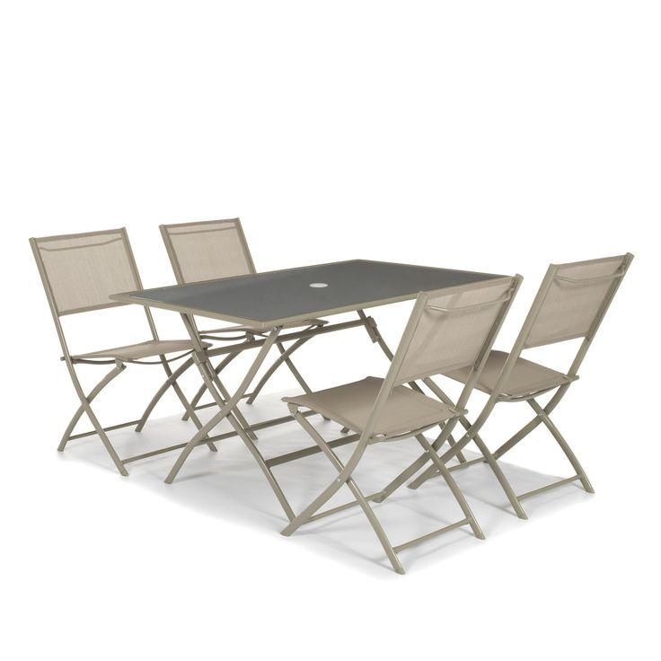 chaise de jardin alinea. Black Bedroom Furniture Sets. Home Design Ideas