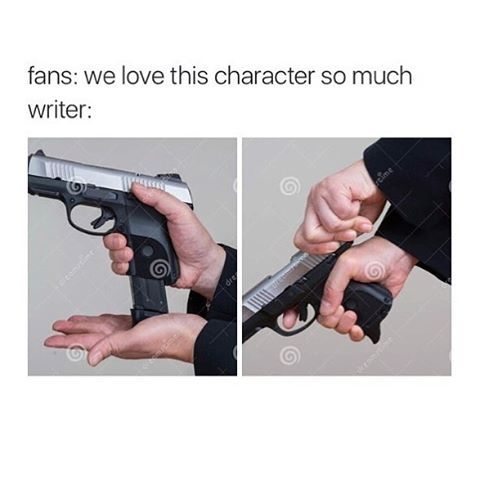 you know exactly what character your are thinking of