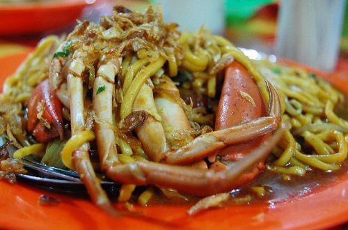 Mie Aceh Titi Bobrok, Medan