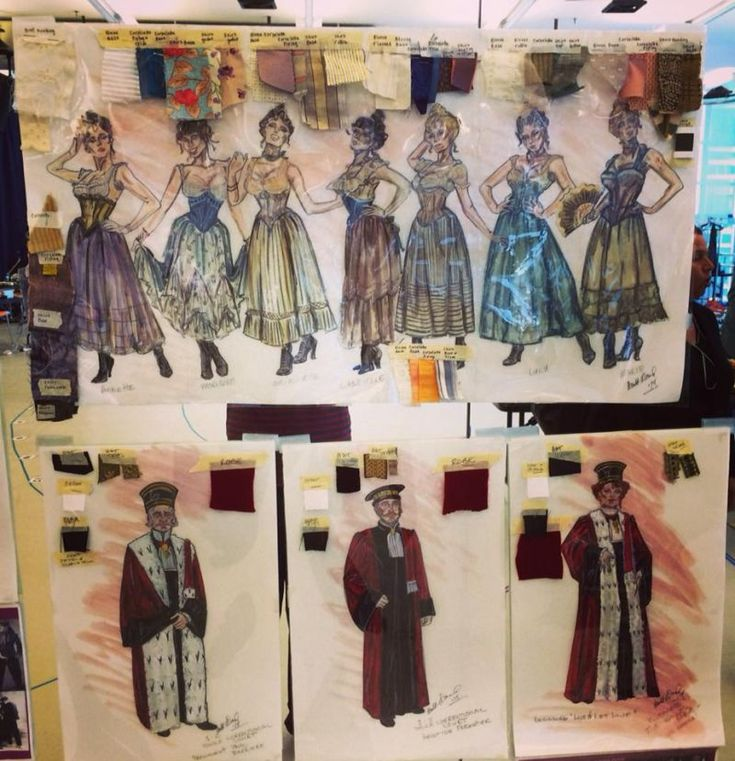 how to become a costume designer for broadway
