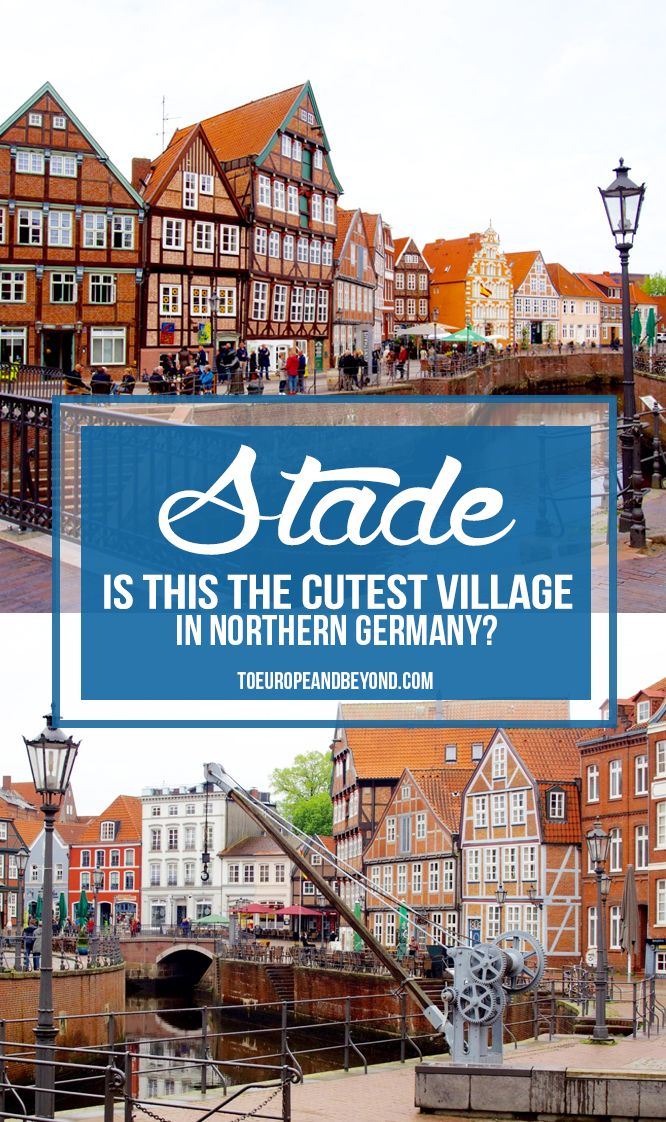 Thanks to a long history with the Hanseatic League, Stade is definitely one of Germany's most authentic and beautiful villages. http://toeuropeandbeyond.com/joining-german-tradition-in-stade-germany/ #Germany #travel