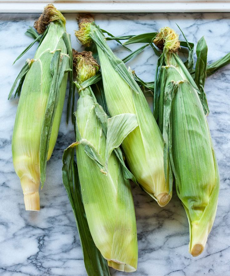 How To Shuck Corn Quickly & Cleanly — Cooking Lessons from The Kitchn
