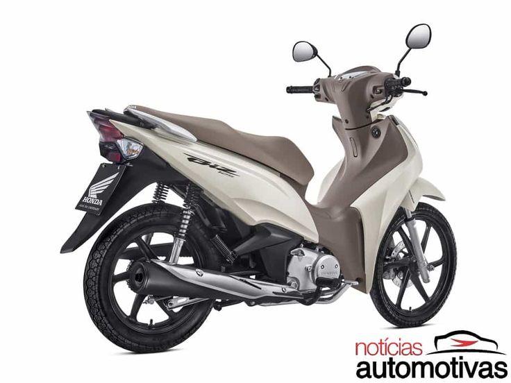 Honda-Biz-125-2018-5 Em sua quarta geração, Honda Biz 2018 traz freios CBS por R$ 7.590
