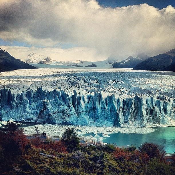 ペリトモレノ氷河 2012.03 - @imgflow- #webstagram