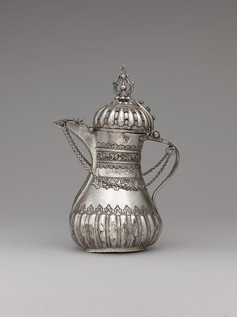 Coffee Pot, Turkey, 1809–60