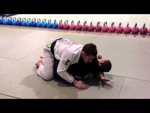 Unstoppable Guard Pass And Choke from Ben Baxter