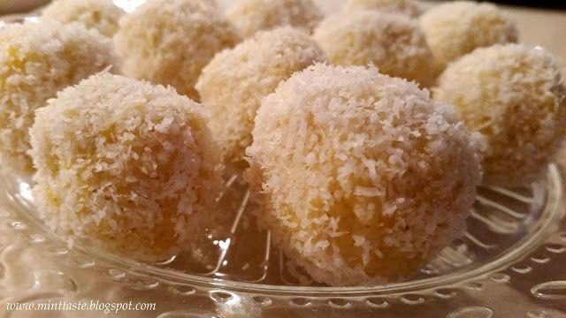 Kokosowy deser Rafaello