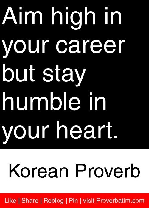Very humble ... and greatful for the lessons I have learned and nothing has been handed to me by anyone, including family!