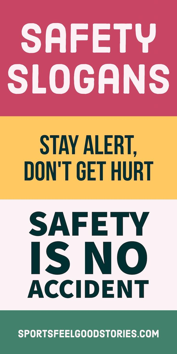 25 best ideas about safety slogans on pinterest safety