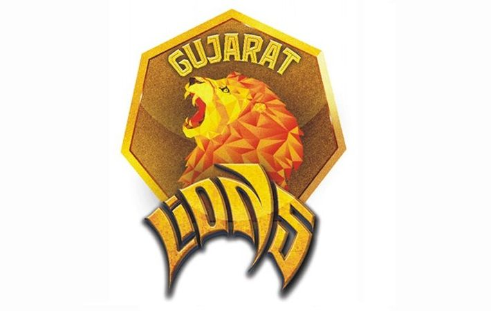 The Gujarat Lions New name of Team Rajkot Launched with the Logo