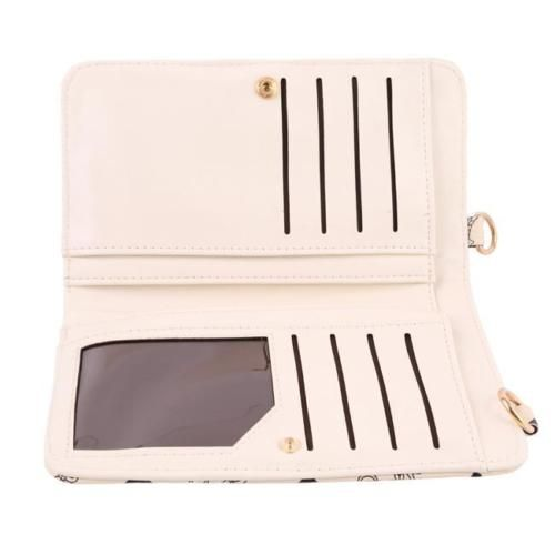 Women-039-s-Leather-Coin-Card-Wallet-Purse-Cross-body-Cell-Phone-Mini-Shoulder-Bag-B