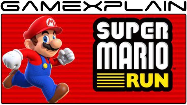 Super Mario Run Revealed for iOS; Coming December 2016