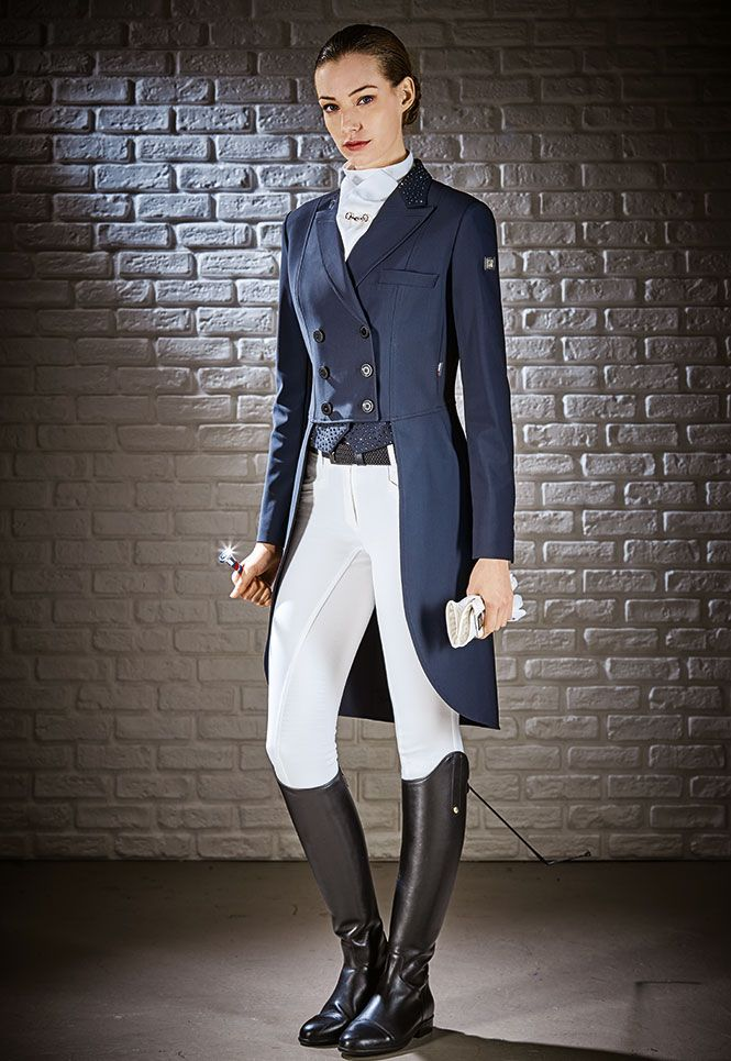 Dressage tailcoat Equiline x-cool evo m00413 marilyn.