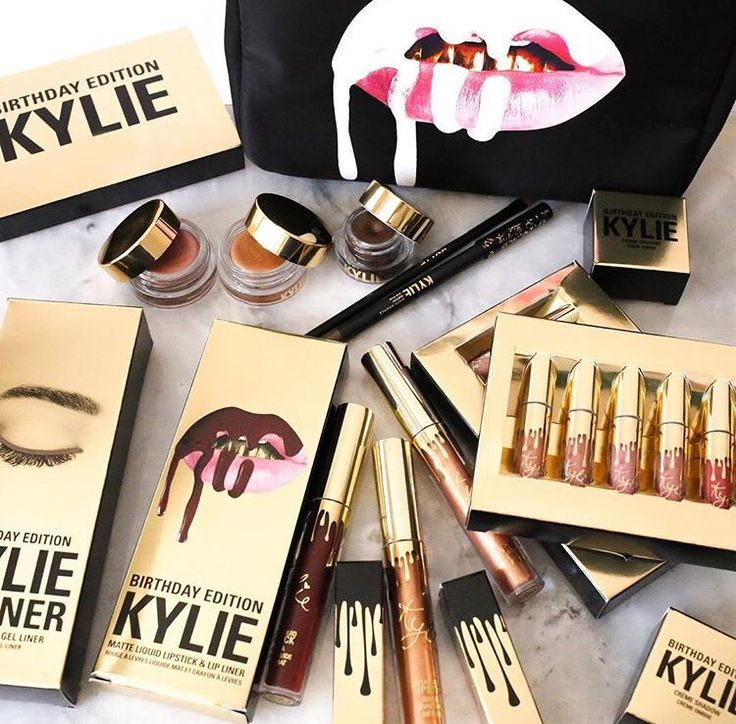 I WANT THE KYLIE BIRTHDAY KIT SO BADLY BUT ITS ALWAYS OUT OF STOCK BECAUSE ALL THE BEAUTY YOUTUBERS STEAL ALL OF THEM SO THEY CAN MAKE A VIDEO OFF OF THEM. AND I JUST WANT ONE . LIKE GUYYYSSS. THE STRUGGLE ISNT FUNNY LainaLoveGod