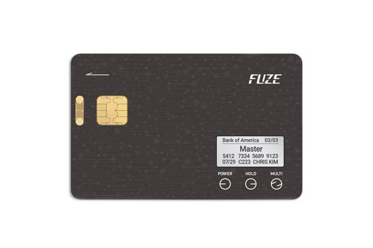 Dette smart kortet kan erstatte alle dine kredittkort