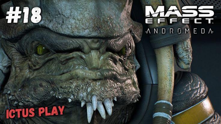 Прохождение Mass Effect Andromeda ► Общаемся с экипажем Бури и еще побоч...