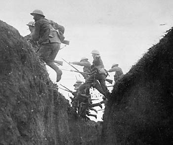 These photos capture the life of a young officer in the Battle of the Somme, which began 90 years ago. The photos were some of the rare surviving pictures from the battlefield in northern France