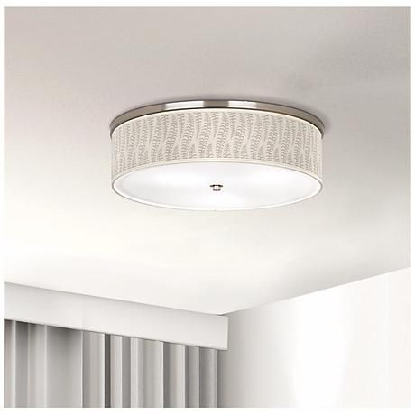 Stacy garcia fancy fern ice 20 1 4 wide ceiling light style j9213 k3514