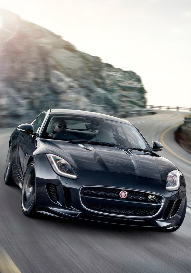 Jaguar F Type Coupe R (2015)