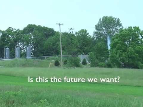 The future? Some frank talk from Kinder Morgan about compressor station location along their proposed Northeast Energy Direct project.