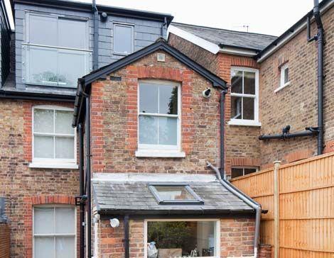 Image result for victorian terrace loft conversion