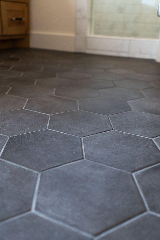 Floor Tiles Are 8 Matte Black Hex Floor Tiles Are 8 Matte Black