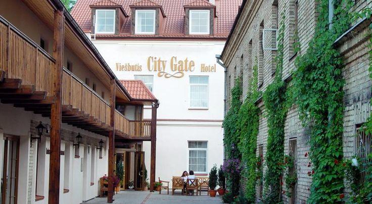 Отель City Gate (Литва Вильнюс) - Booking.com