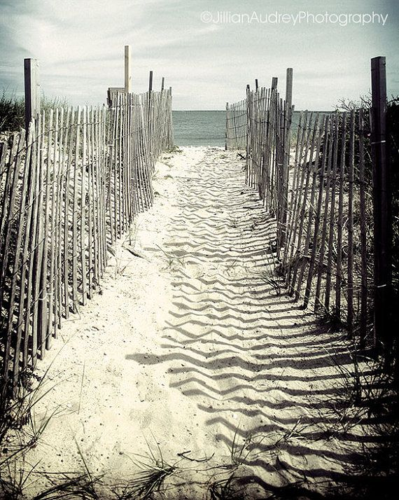 Beach Photography, Cape Cod Photography, ocean photograph, Nautical, seaside wall art, New England, sand surf summer, Beach walkway, Coastal – Vickie Hoyer