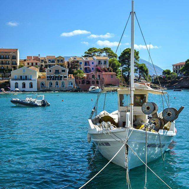 Kefalonia island, Greece  #kefalonia #greekislands #greece