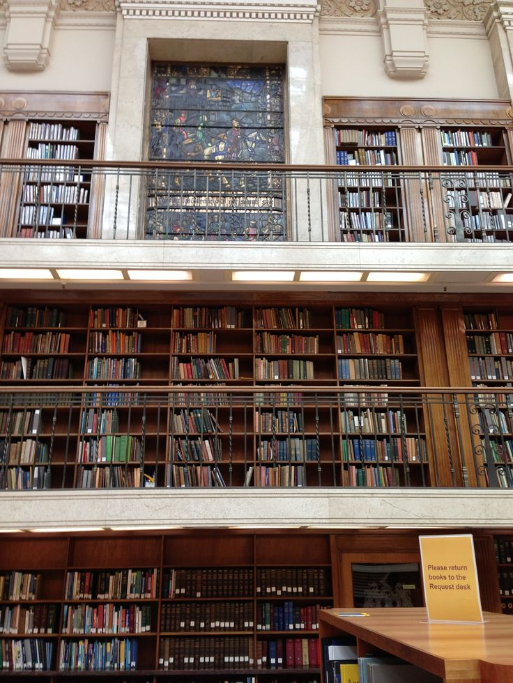 Sydney Library.