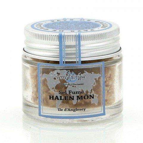 Flocons de sel Halen Mon fumé, 30 g