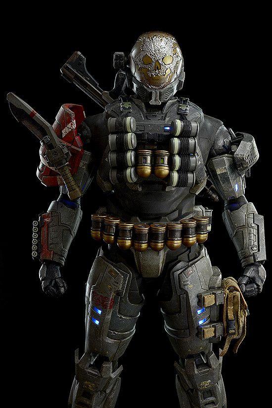 3A HALO Reach A239 Emile Spartan-III