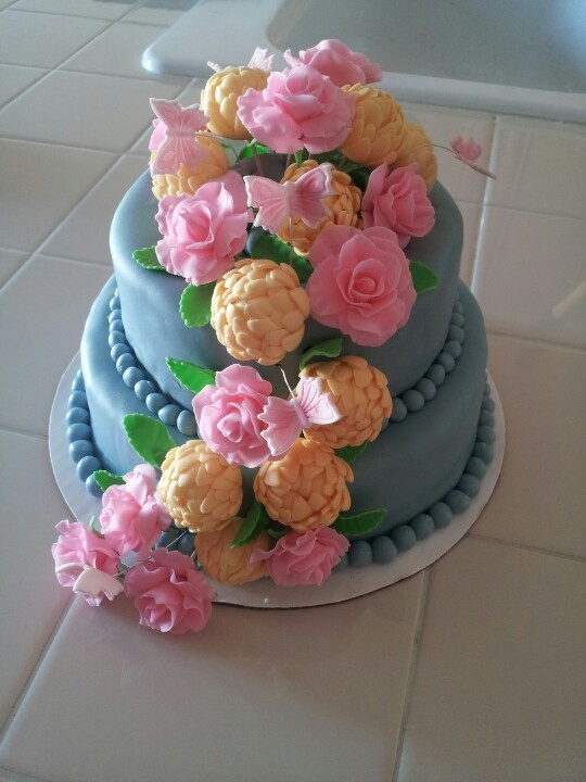 Cake Decorating Course At Michaels : 17 Best images about Wilton Course 3 - Gum Paste and ...