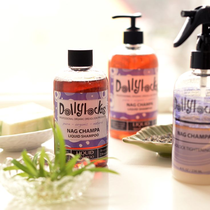 Hey all of you Nag champa lovers out there!  Finally we have the whole range of Nag champa range of dreadlock products in stock and can be found in our shop:   Get your favorite dreadlock product today!  We still have FREE shipping world wide!