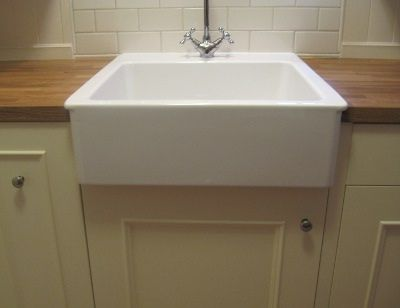 Stone Apron Front Kitchen Sinks