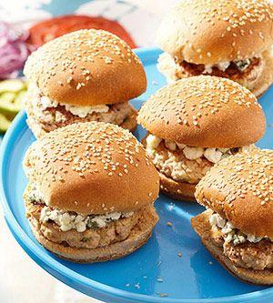 8 healthy grilling recipes: Turkey Burger Recipes, Turkey Burgers, Burgers Recipe, Fitness, California Turkey, Healthy Eating, Healthy Grilling Recipes, Healthy Food, Recipes Dinner