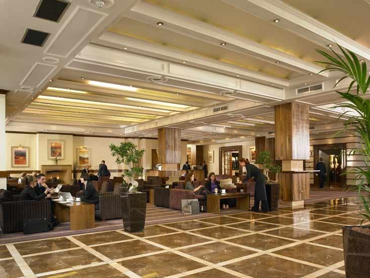 The Burlington Hotel - Dublin