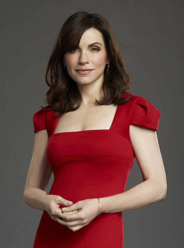 Julianna Margulies Quot The Good Wife Quot Hairstyle