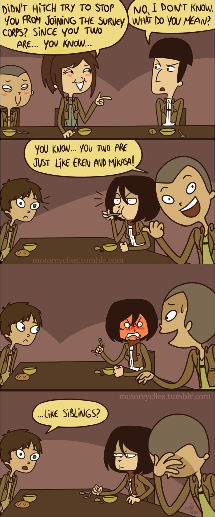 Pin by Hanny Fadia on Attack on Titan | Attack on titan comic, Attack on titan anime, Attack on ...