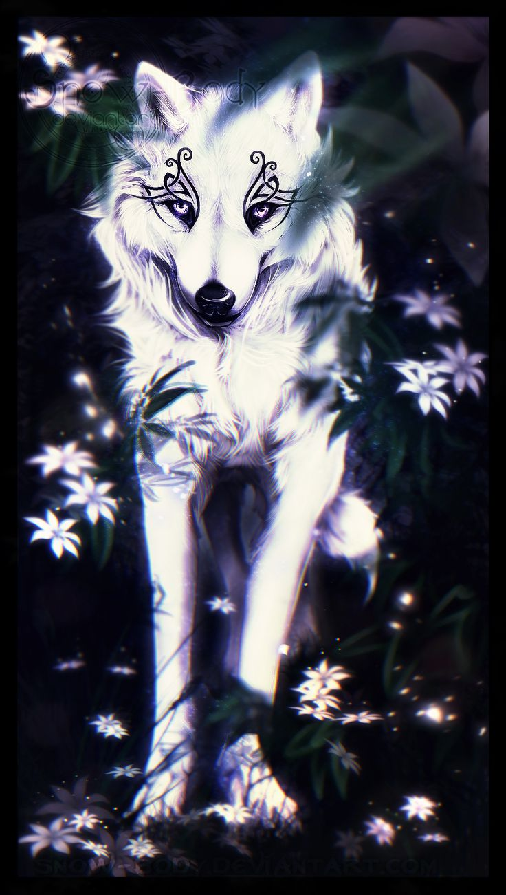 Best 25 anime animals ideas on pinterest anime wolf - Wolf girl anime pictures ...