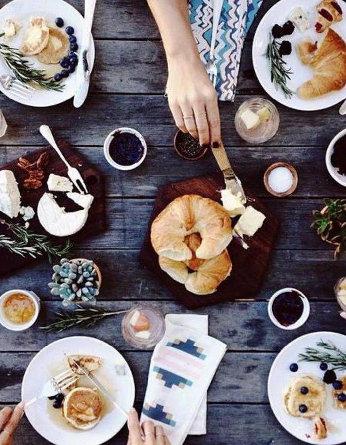 Brunch du lendemain de fête : on mange quoi au brunch, le lendemain de réveillon ? - Elle à Table