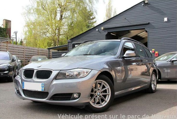 OCCASION BMW SERIE 3 (E91) TOURING 320D 177 CONFORT GPS