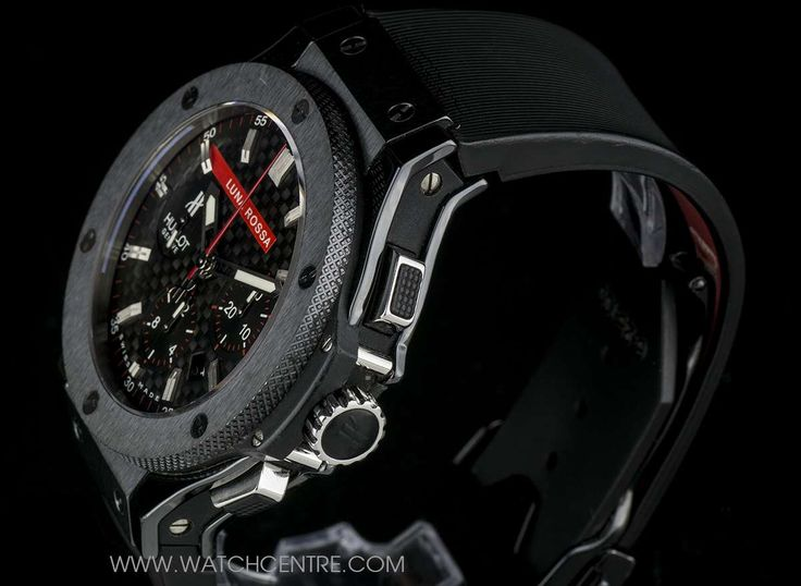 ... Ceramic Big Bang Luna Rossa Ltd Ed 301.CM.131.RX.LUN06 - Watchcentre